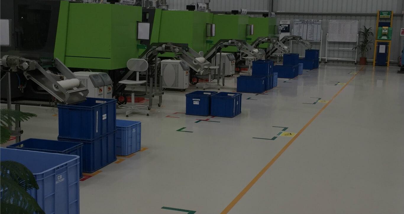 Aplicación de las 5S en un entorno industrial